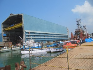 Wright Consultancy Ship Yard