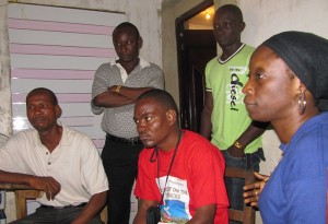 Wright Consulting International at Bong, Liberia, West Africa